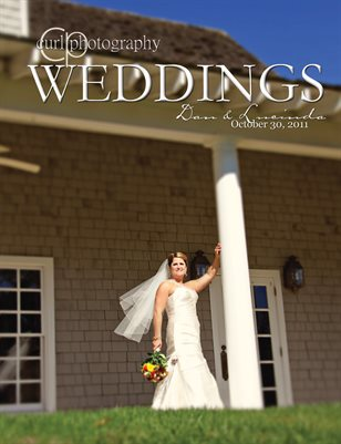Curl Photography - Wedding at Birkdale - Proof Book