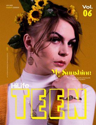 Teen HiLife Magazine Vol-6