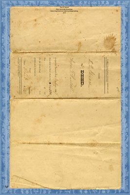 (PAGE 1-2)1897 Deed, Grace to Lucas, Marshall County, Kentucky