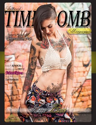 Tattooed Time Bomb, Issue #27