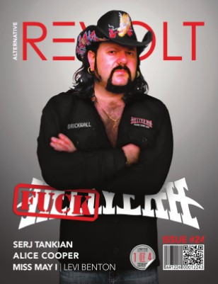 Alt Revolt Mag Issue 24.3 (HellYeah) Limited Edition [1 of 4 covers]