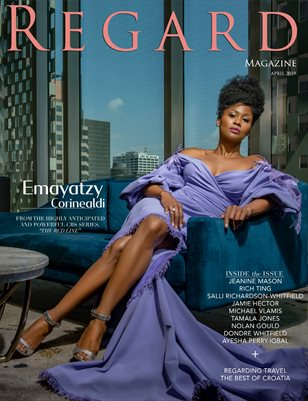 Regard Magazine Issue 50- April 2019