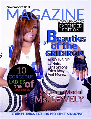 JLP MAGAZINE (Extended Edition) Beauties of The GridIron