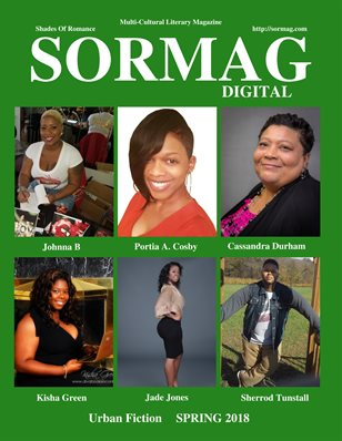SORMAG Spring Issue- Urban Fiction