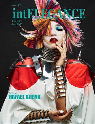 intElegance magazine issue 93, June, 2021 - Level UP