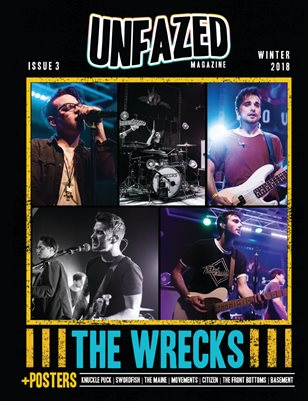 Unfazed Magazine: Issue 3 - The Wrecks