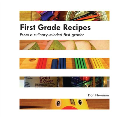 First Grade Recipes