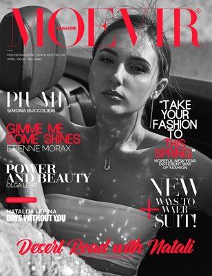 27 Moevir Magazine April Issue 2021