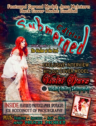 Blurring the Lines Magazine: June 2015 Submerged Edition