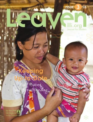 Keeping  Up-to-Date Bali, Babies, and Breastfeeding