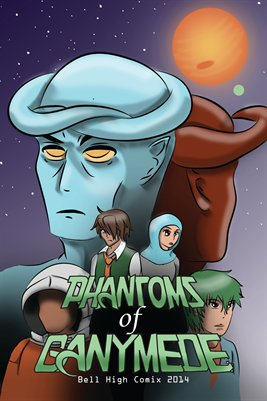 Phantoms of Ganymede Poster