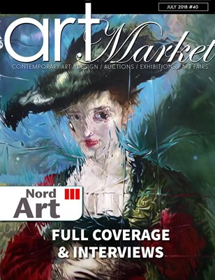 Art Market Magazine Issue #40 July 2018