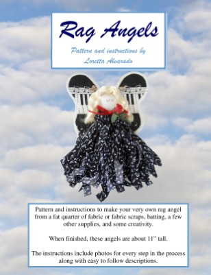 Rag Angel Pattern