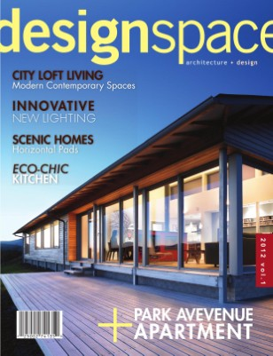 Design Space Magazine 2012 Vol. 1