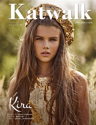 Katwalk Fashion Magazine Issue 20, July 2020.