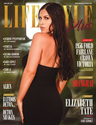 LIFESTYLE PLUS MAGAZINE JUNE 2020
