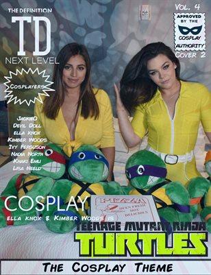 TDM Cosplay Vol.4 ella knox & Kimber Woods Cover2