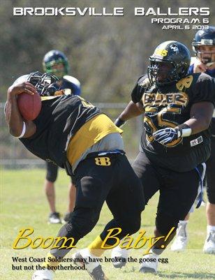Brooksville Baller Program 6