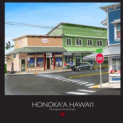 HONOKAA HAWAI'I 12x12