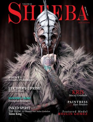 Sheeba Magazine 2016 May Volume III