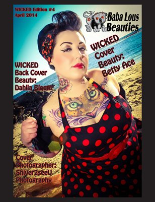 Baba Lous WICKED Beauties #4 Last Edition- April 2014