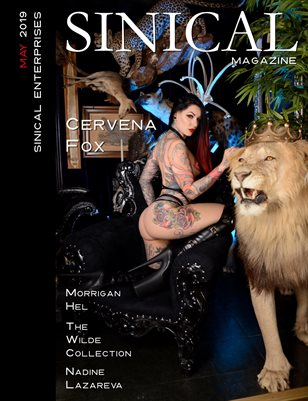 Sinical May 2019 Issue - Cervena Fox cover edition