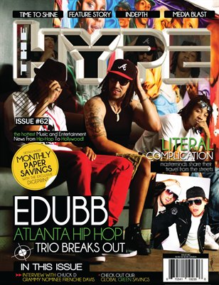 The Hype Magazine #62 - ft. Edubb & SBP