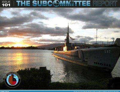 SubCommittee Report #101 June 2015