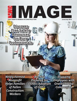 The NAWIC Image June/July 2014
