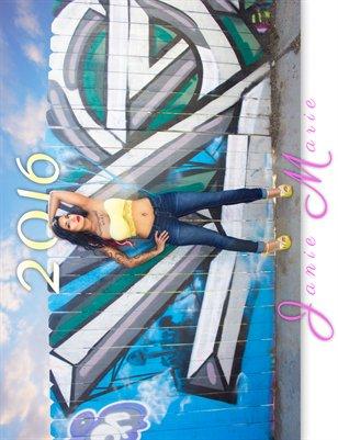 Janie Marie 2016 Calendar