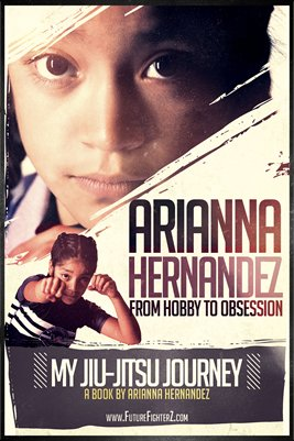 Arianna Hernandez Book Cover - Poster