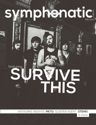 Issue 7 - Survive This