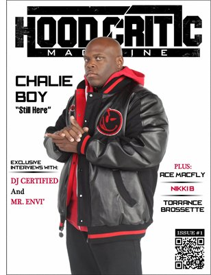 Hood Critic Magazine - Issue #1