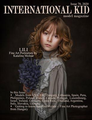 International Kid Model Magazine Issue #78