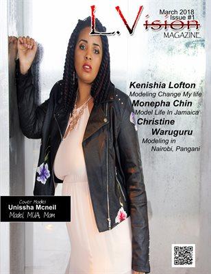 L.Vision Magazine Issue #1