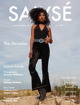 SALYSÉ Magazine | Vol 4 : No 34 | May 2018