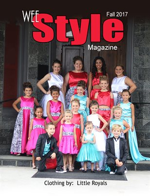 Wee Style Magazine 2017 Fall Issue