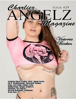 Charliez Angelz Issue #29 - Victoria Birkin