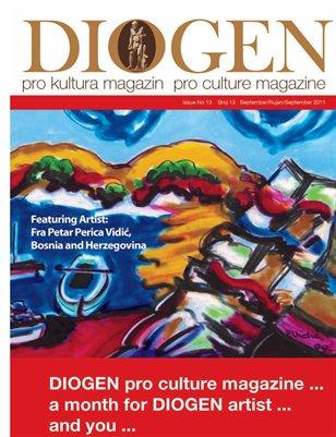 DIOGEN pro art magazin No 13. special Septembar 2012