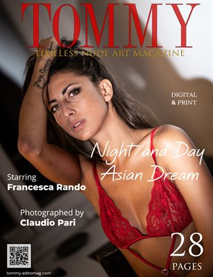 Francesca Rando - Night and Day Asian Dream