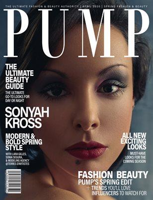 PUMP Magazine - The Art of Fashion - Vol.6 - April 2020