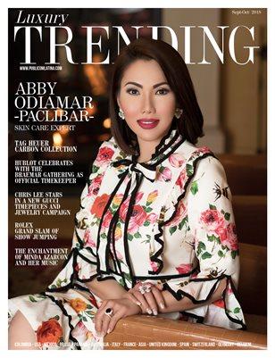 LUXURY TRENDING Magazine - sept 2018 - #10