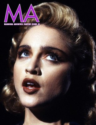 Madonna Archives Fanzine Issue 31