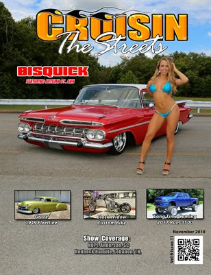 November 2018 Issue, Cruisin the Streets