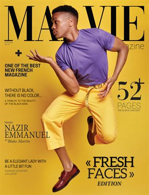 MALVIE Mag | Fresh Faces | Vol. 32 JUNE 2020