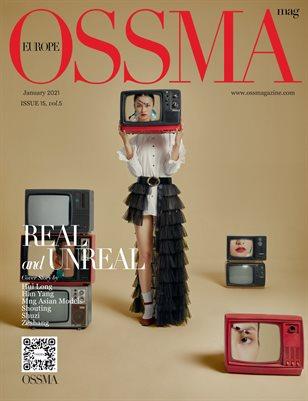 OSSMA Magazine EUROPE ISSUE15, vol5