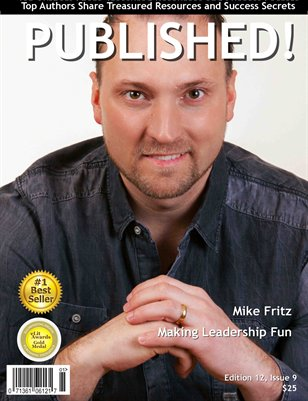 PUBLISHED! Excerpt featuring Mike Fritz