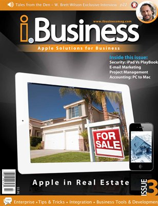 i.Business Magazine Issue #3