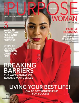 Today's Purpose Woman May Issue