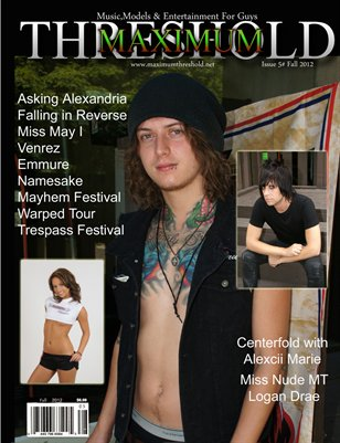 Fall 2012 Issue #5